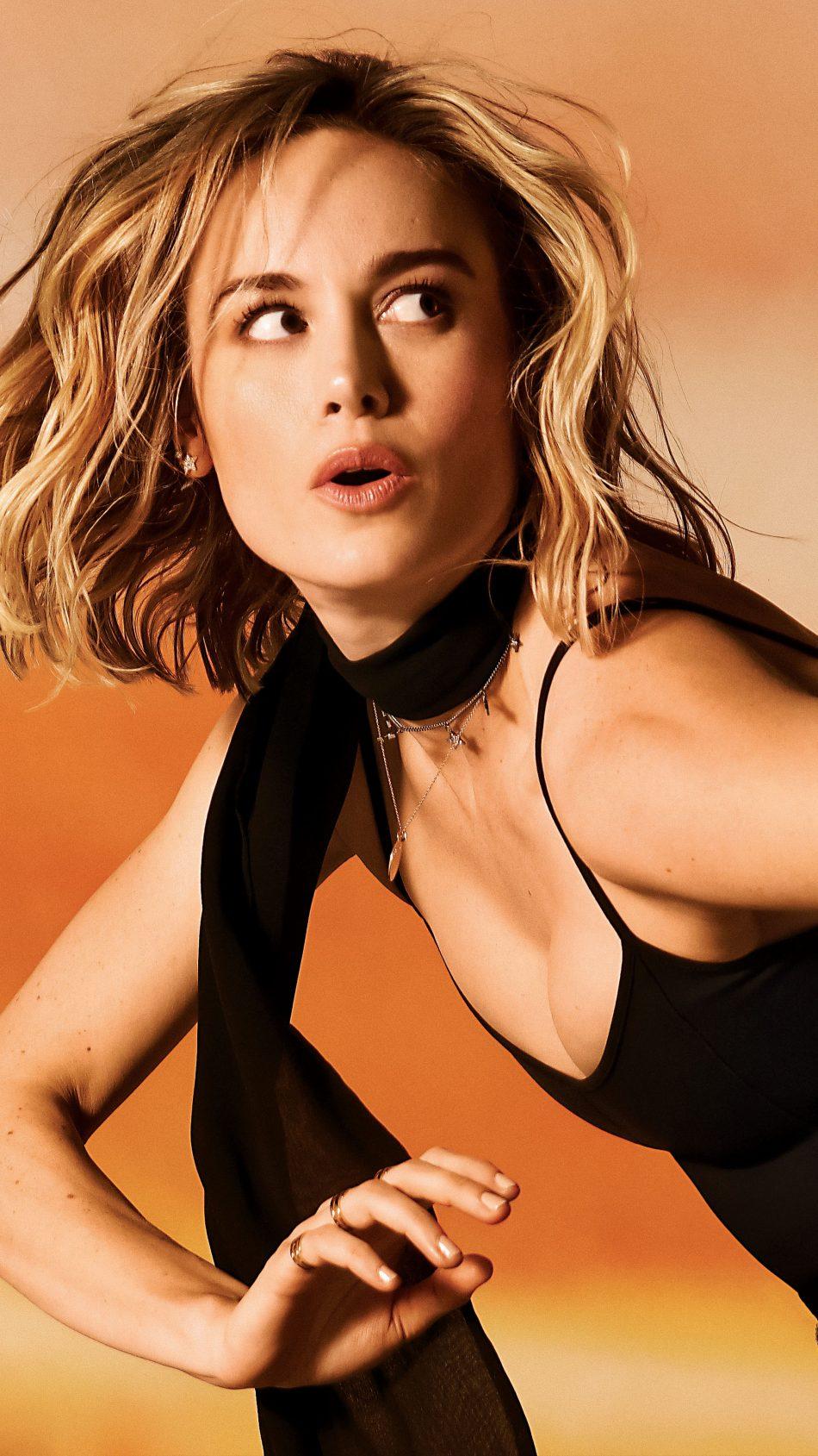 Brie Larson 2019 4K Ultra HD Mobile Wallpaper