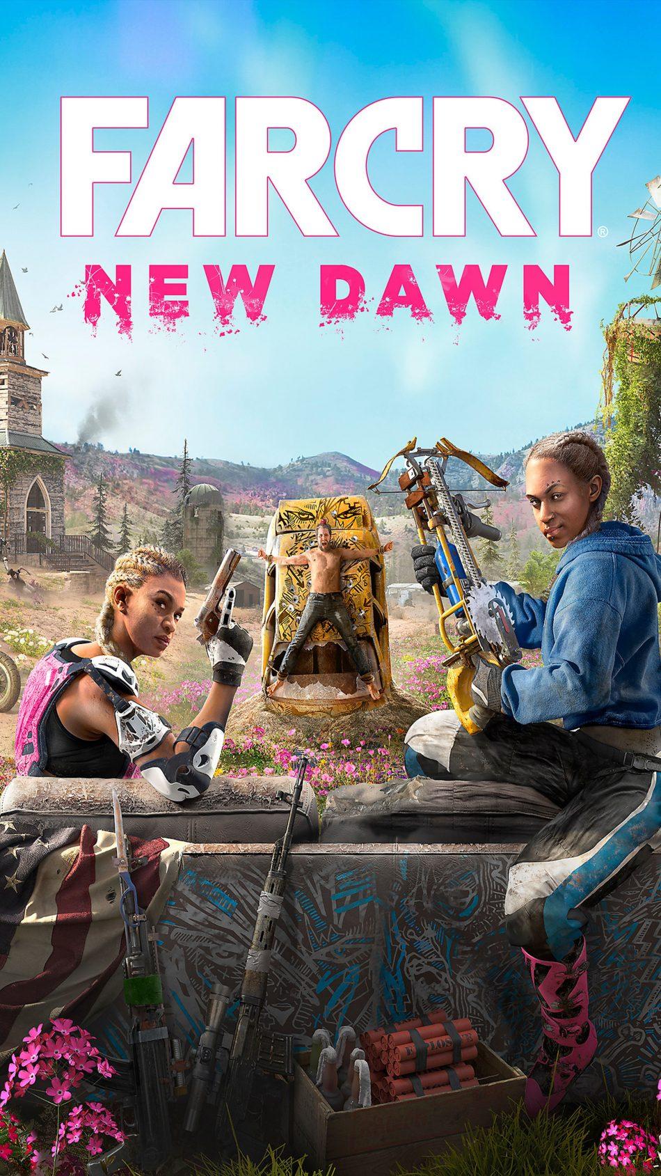 Far Cry New Dawn 2019 4K Ultra HD Mobile Wallpaper