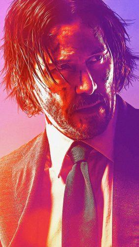 Keanu Reeves In John Wick Chapter 3 – Parabellum 4K Ultra HD Mobile Wallpaper
