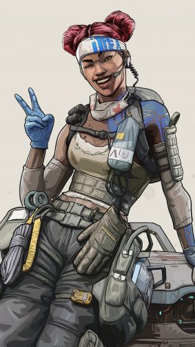 Lifeline Apex Legends 4K Ultra HD Mobile Wallpaper