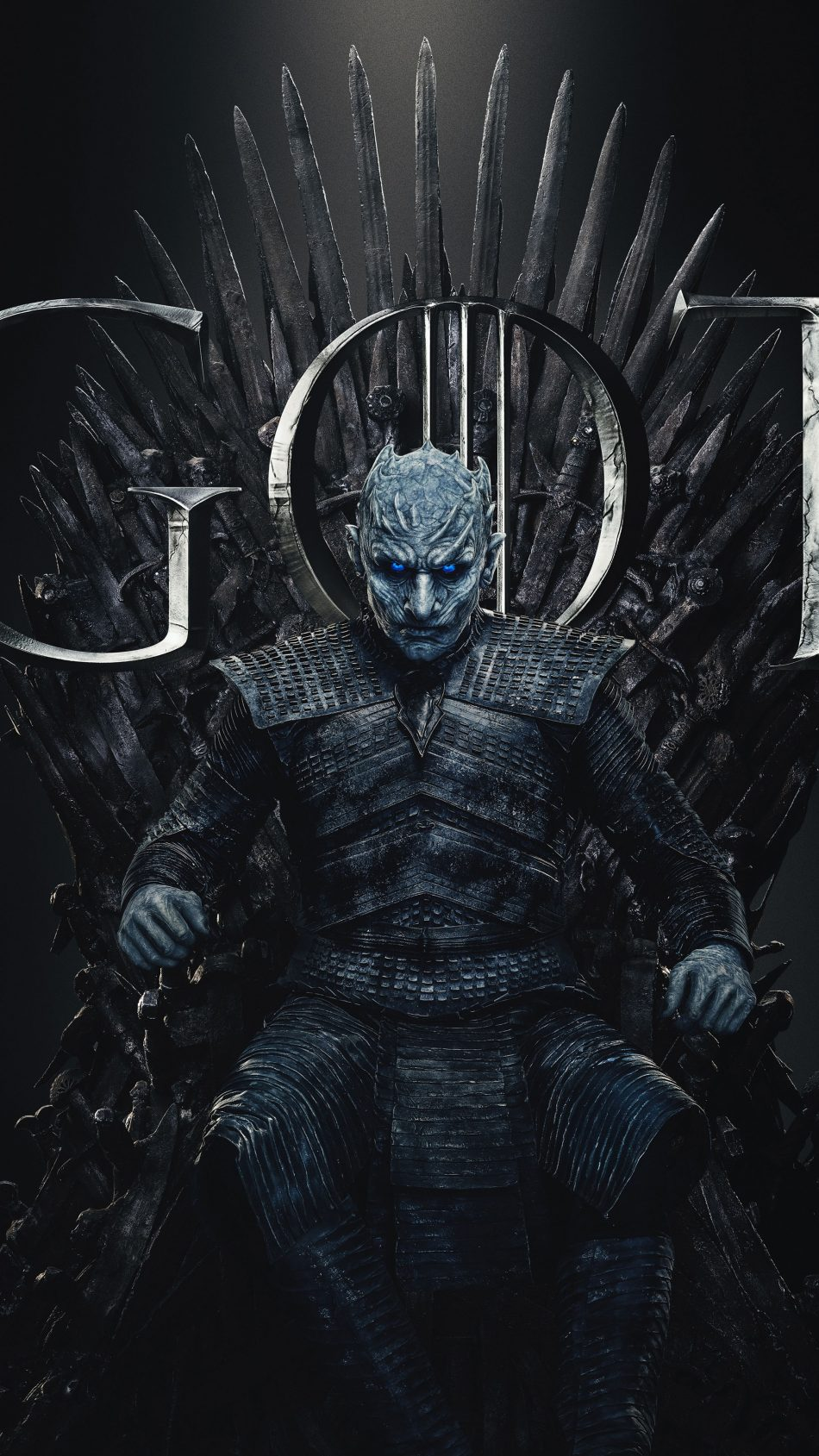 Night King Game of Thrones Season 8 4K Ultra HD Mobile Wallpaper