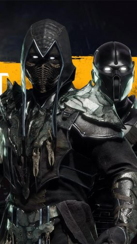 Noob Saibot Mortal Kombat 11 4K Ultra HD Mobile Wallpaper