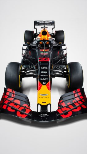 Red Bull RB15 F1 2019 4K Ultra HD Mobile Wallpaper