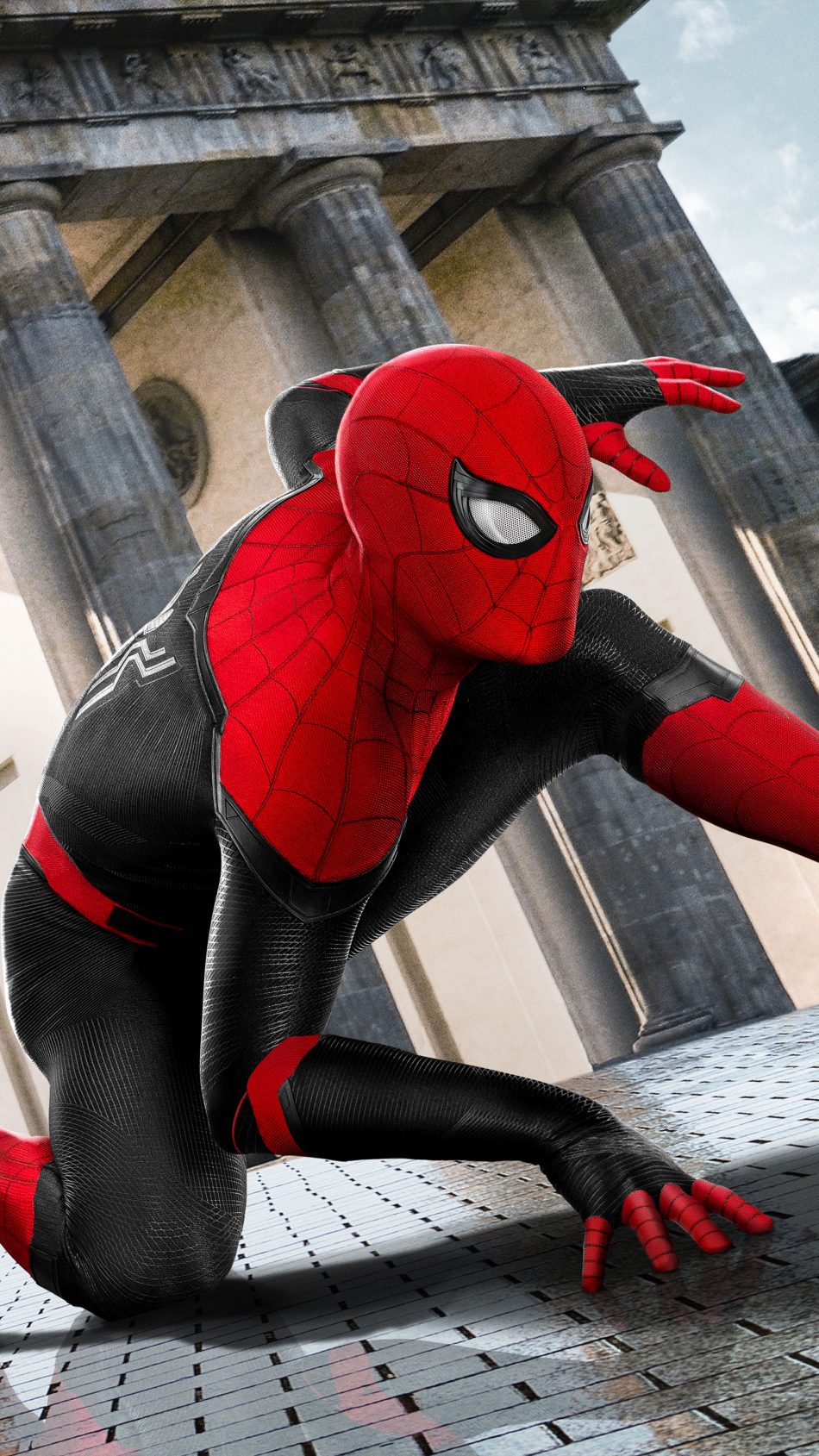 Download Spider Man Far From Home 2019 Free Pure 4k Ultra