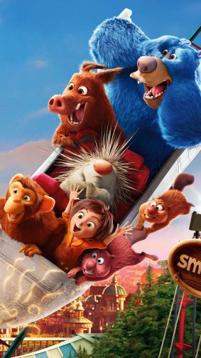 Wonder Park Animation 2019 Adventure Comedy 4K Ultra HD Mobile Wallpaper