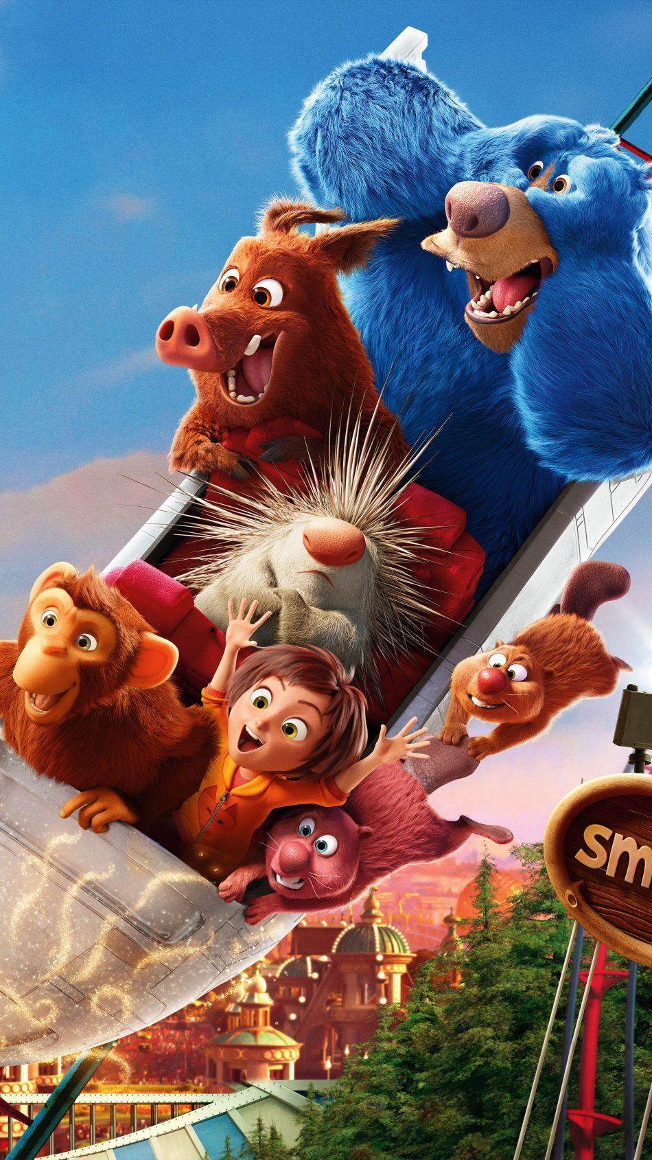 Wonder Park Animation 2019 Adventure Comedy 4K Ultra HD Mobile Wallpaper