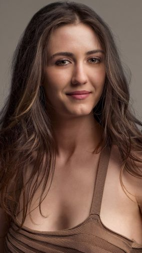 Actress Madeline Zima 4K Ultra HD Mobile Wallpaper