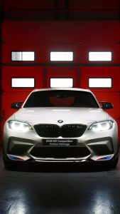BMW M2 Competition Heritage Edition 4K Ultra HD Mobile Wallpaper