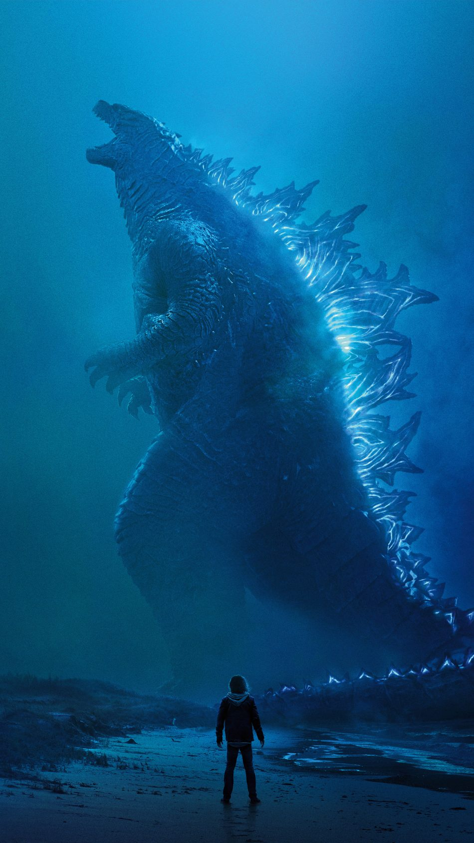 Godzilla King of The Monsters 2019 4K Ultra HD Mobile Wallpaper