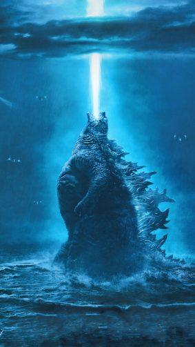 Godzilla King of The Monsters 4K Ultra HD Mobile Wallpaper