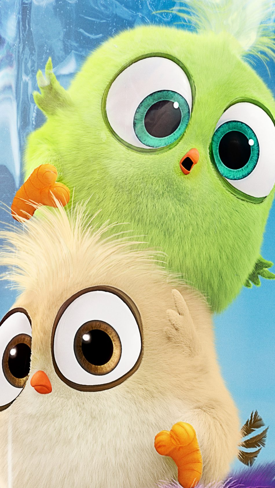 Download Hatchlings The Angry Birds Movie 2 Free Pure 4K