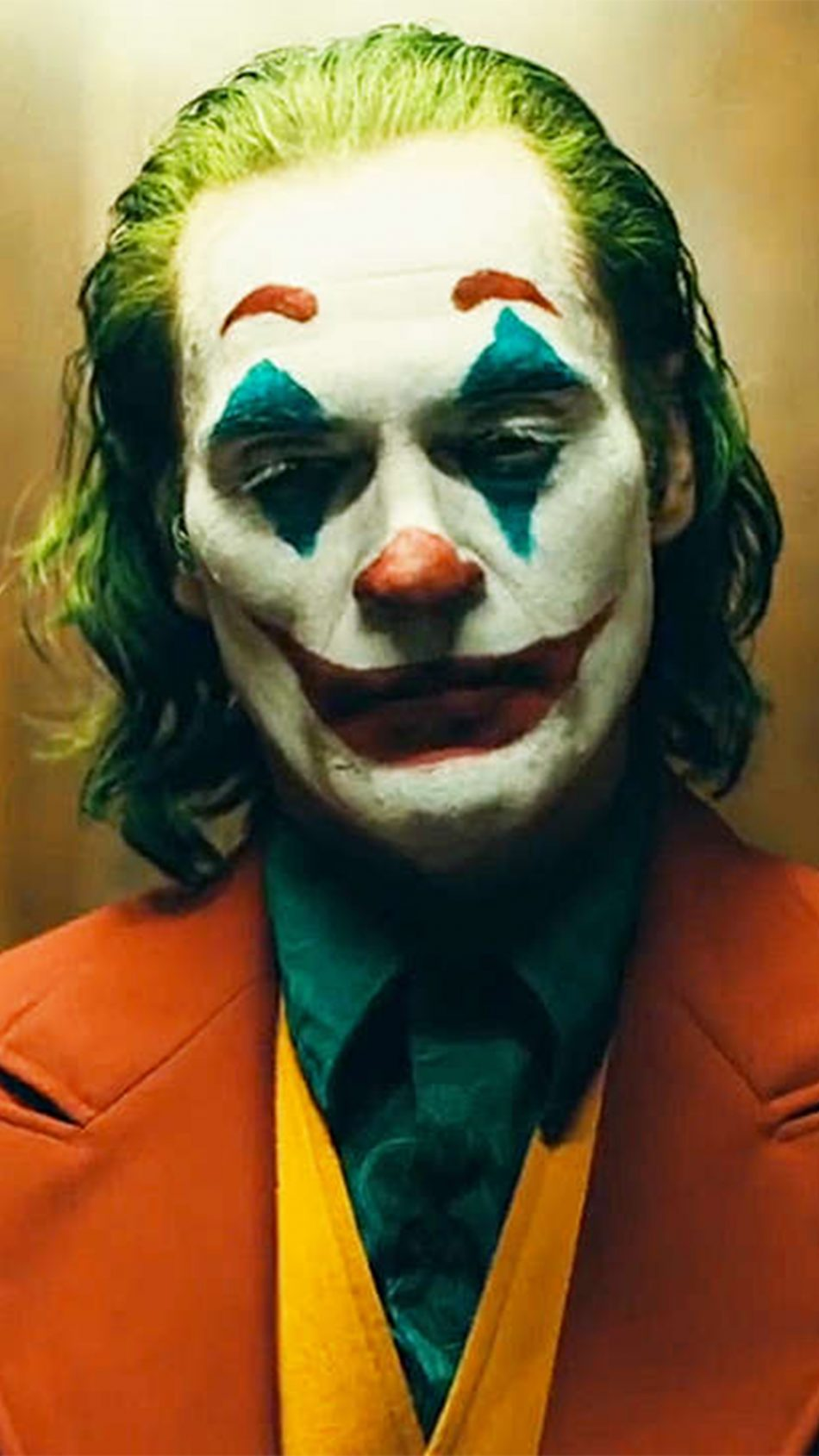 Joaquin Phoenix In Joker 2019 4K Ultra HD Mobile Wallpaper