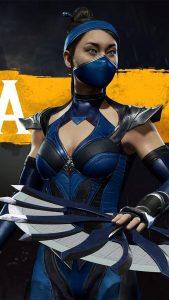 Kitana Mortal Kombat 11 4K Ultra HD Mobile Wallpaper