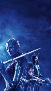 Nebula In Avengers Endgame 4K Ultra HD Mobile Wallpaper