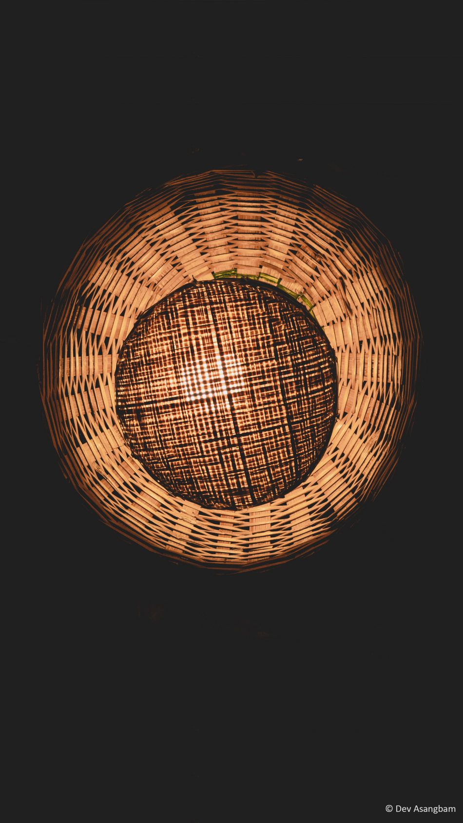 Bulb Bamboo Light Panel 4K Ultra HD Mobile Wallpaper