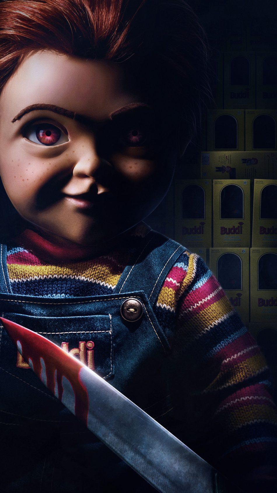 Child's Play 2019 4K Ultra HD Mobile Wallpaper