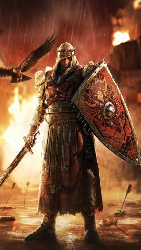 For Honor Game Warrior Sword 4K Ultra HD Mobile Wallpaper