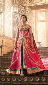 Princess Jasmine In Aladdin (Naomi Scott) 4K Ultra HD Mobile Wallpaper