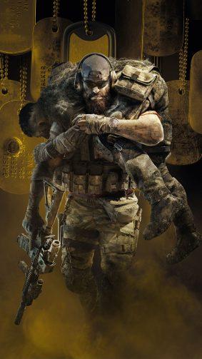 Tom Clancy's Ghost Recon Breakpoint 2019 4K Ultra HD Mobile Wallpaper