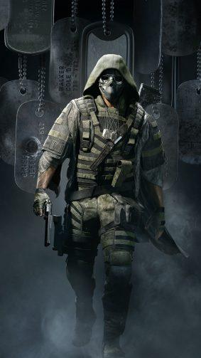 Tom Clancy's Ghost Recon Breakpoint 4K Ultra HD Mobile Wallpaper