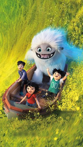 Abominable Animation Adventure Comedy 2019 4K Ultra HD Mobile Wallpaper