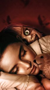 Annabelle Comes Home Horror 2019 4K Ultra HD Mobile Wallpaper