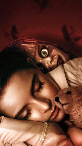Annabelle Comes Home Horror 2019 4K Ultra HD Mobile Wallpaper