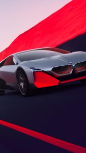 BMW Vision M-Next Concept Car 4K Ultra HD Mobile Wallpaper