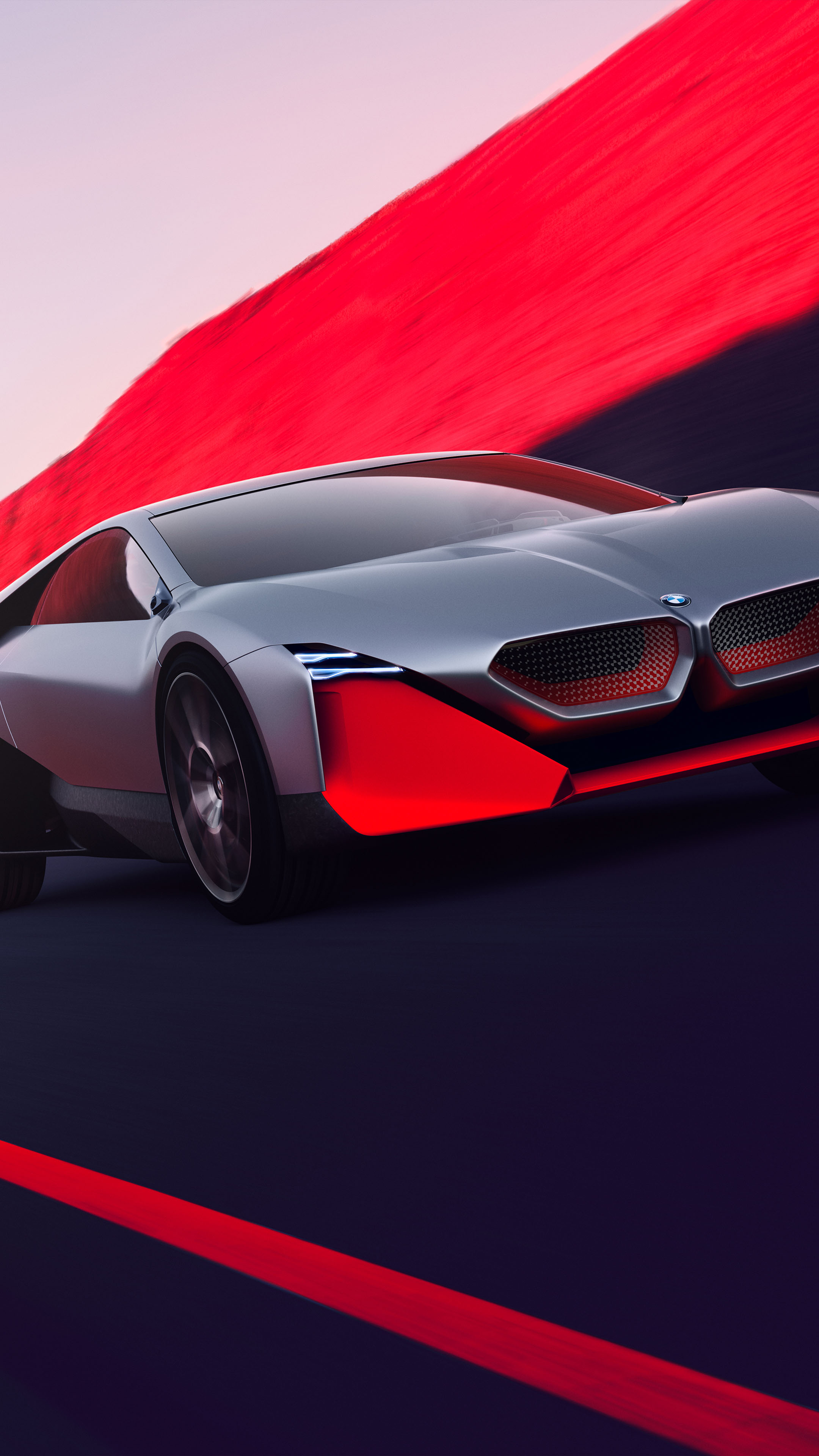 BMW Vision M-Next Concept Car Free 4K Ultra HD Mobile ...