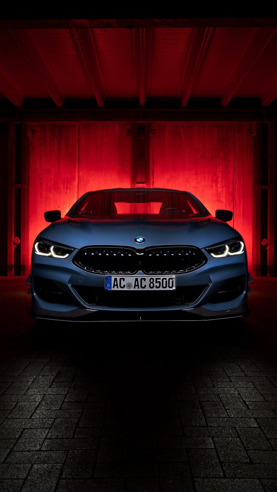 BMW i8 AC Schnitzer ACS8 4K Ultra HD Mobile Wallpaper