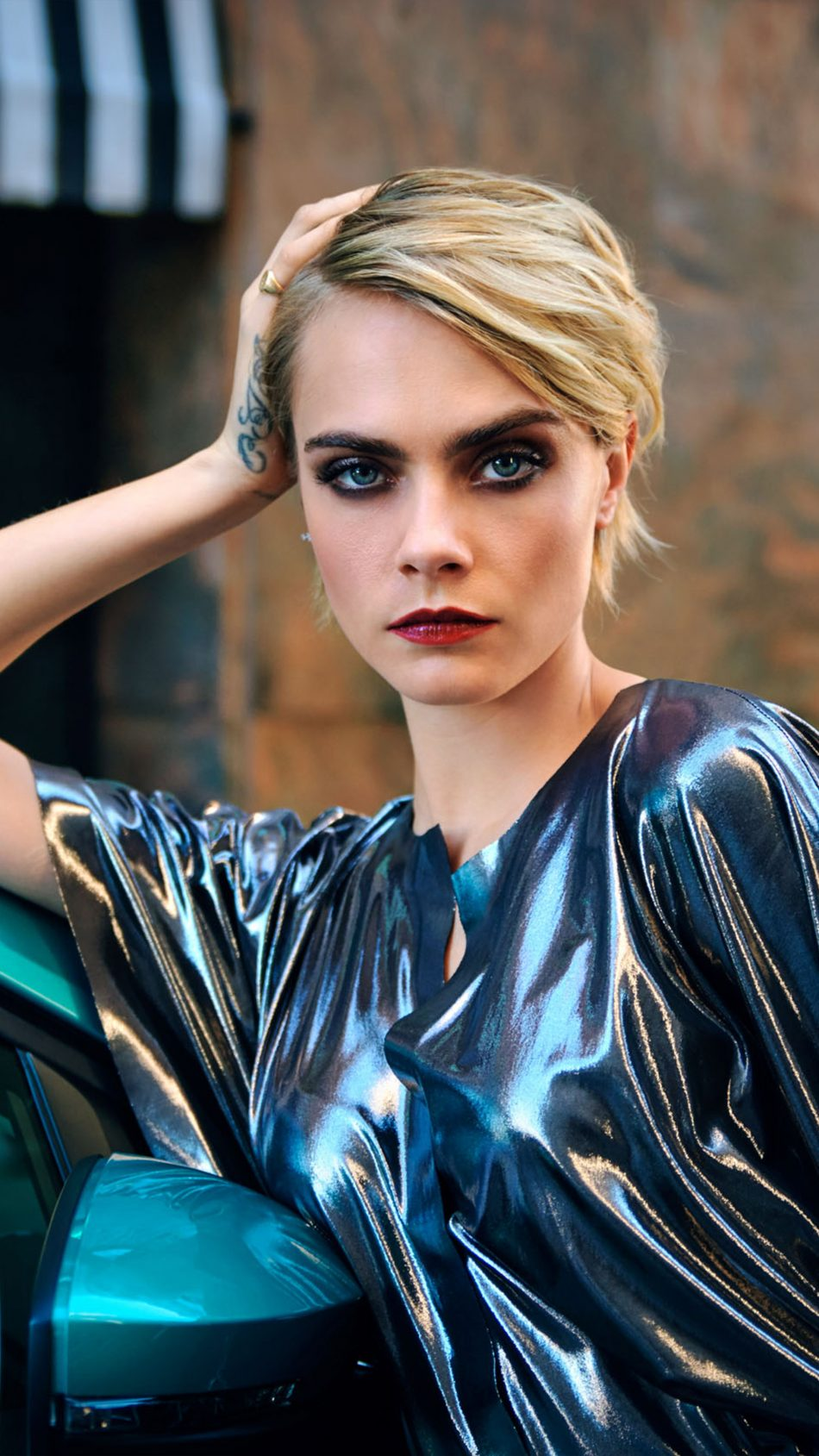Cara Delevingne Photoshoot 2019 4K Ultra HD Mobile Wallpaper