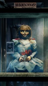 Doll Warning Annabelle Comes Home 2019 4K Ultra HD Mobile Wallpaper