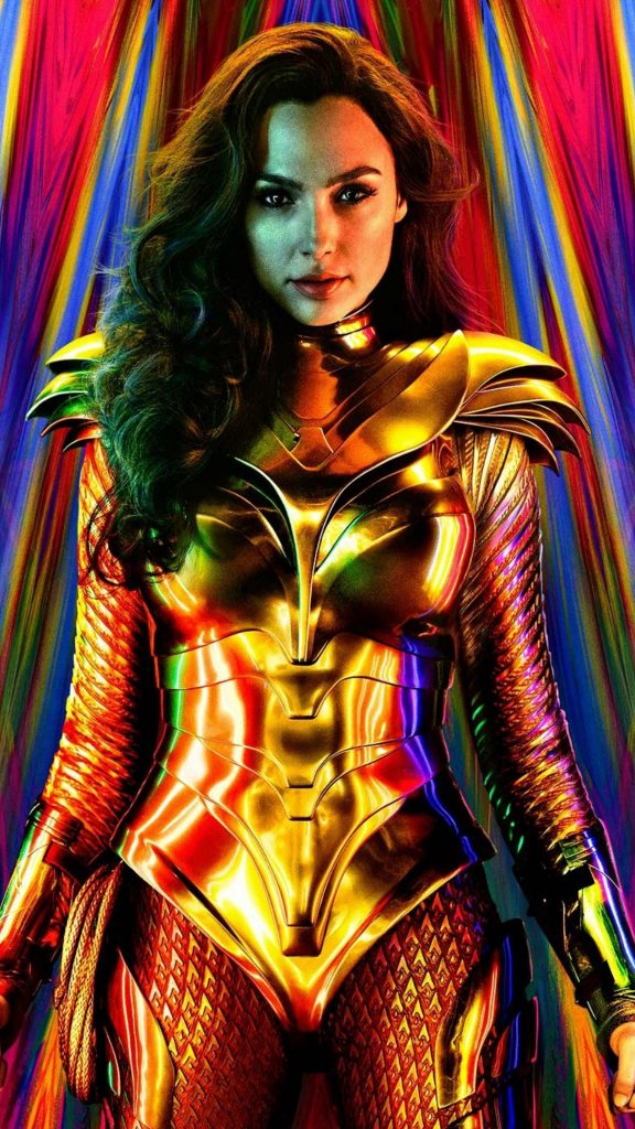 Gal Gadot In Wonder Woman 1984 4K Ultra HD Mobile Wallpaper