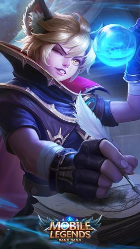 Harith Mobile Legends 4K Ultra HD Mobile Wallpaper