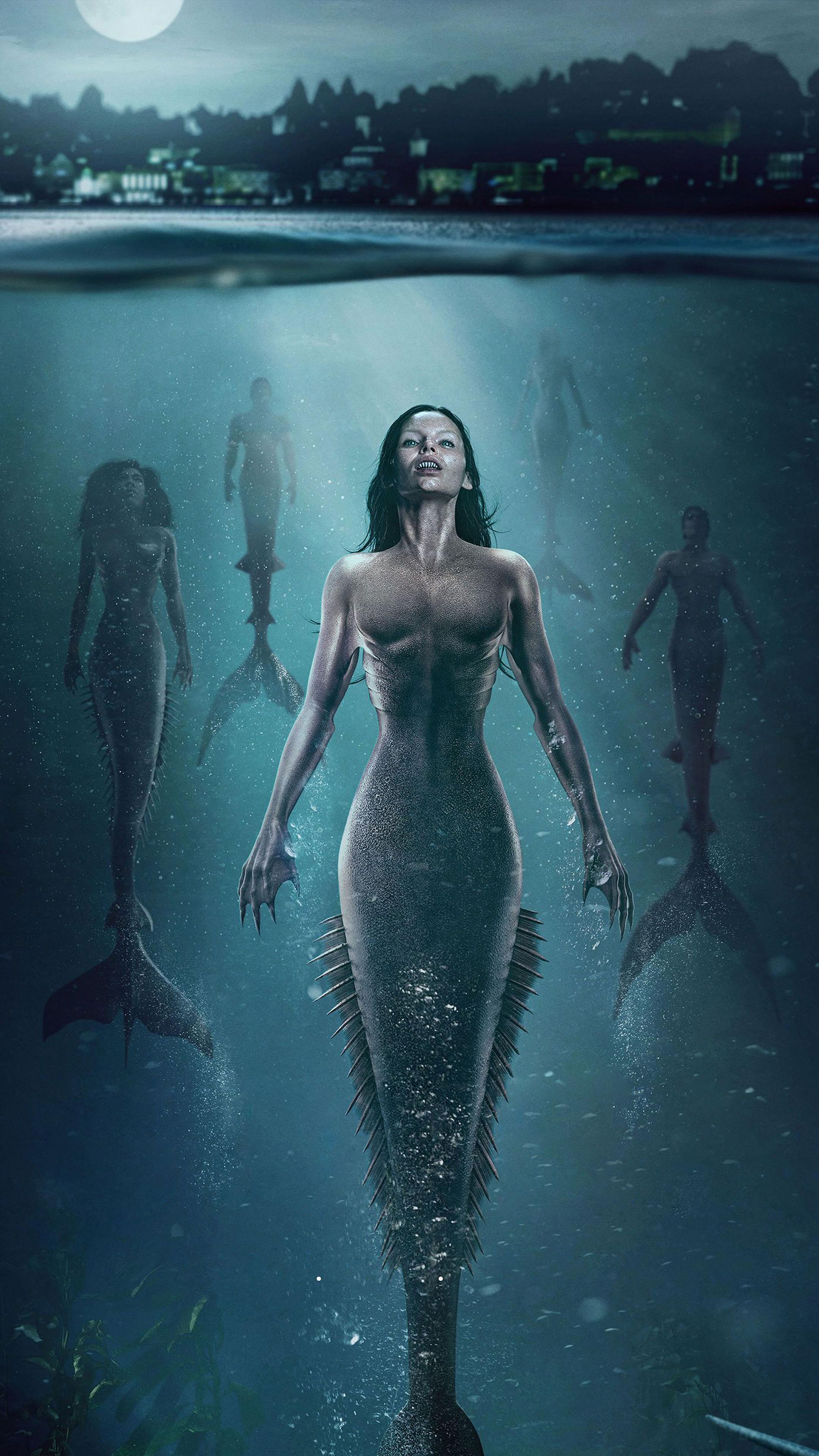 Mermaids In Siren Season 2 2019 4K Ultra HD Mobile Wallpaper