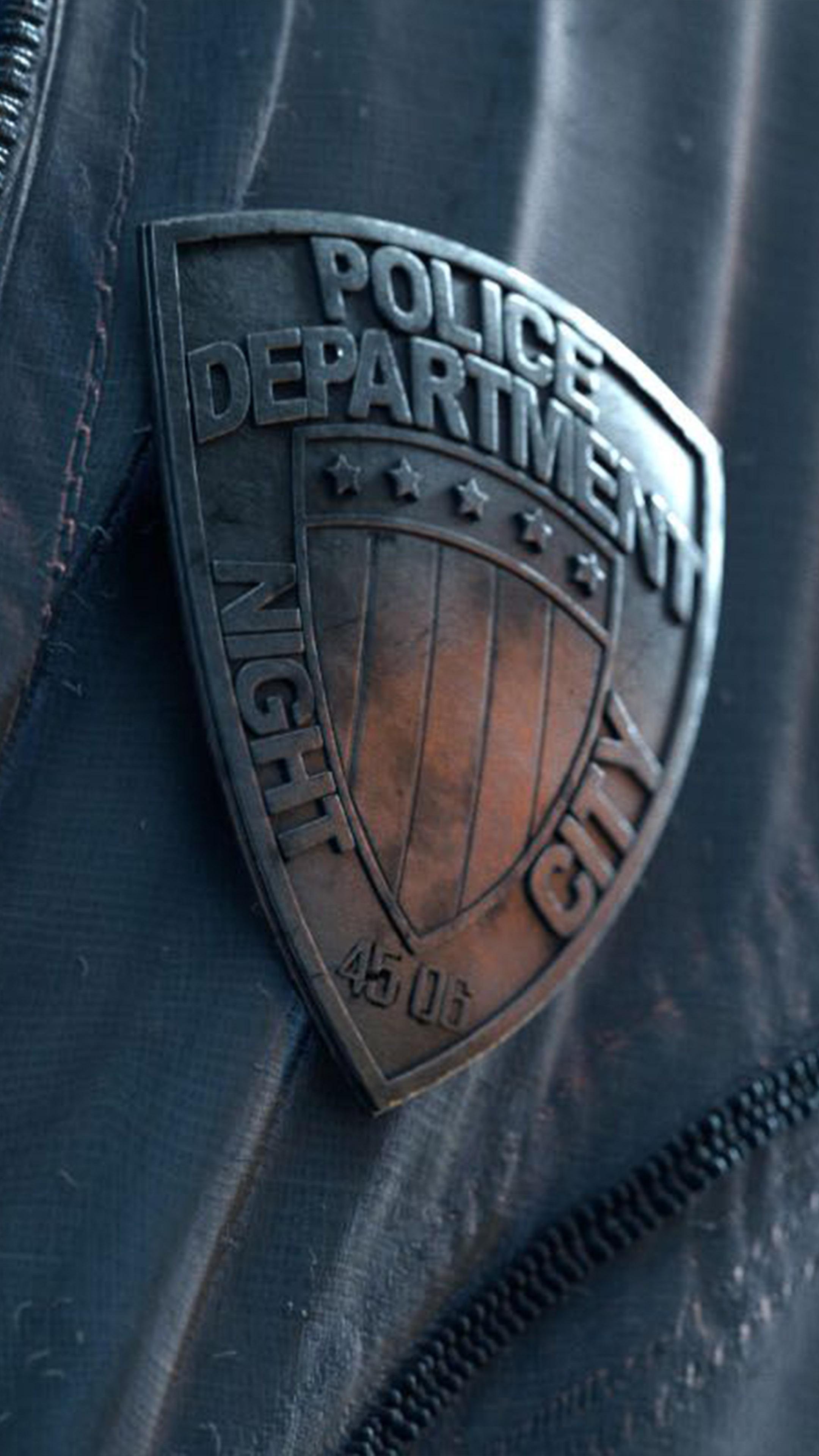 Night City Police Department Cyberpunk 2077 Free 4K Ultra ...