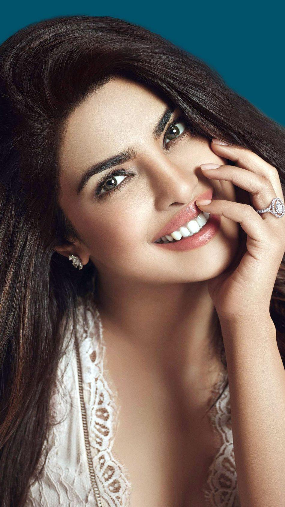 Priyanka Chopra 2019 Smile 4K Ultra HD Mobile Wallpaper