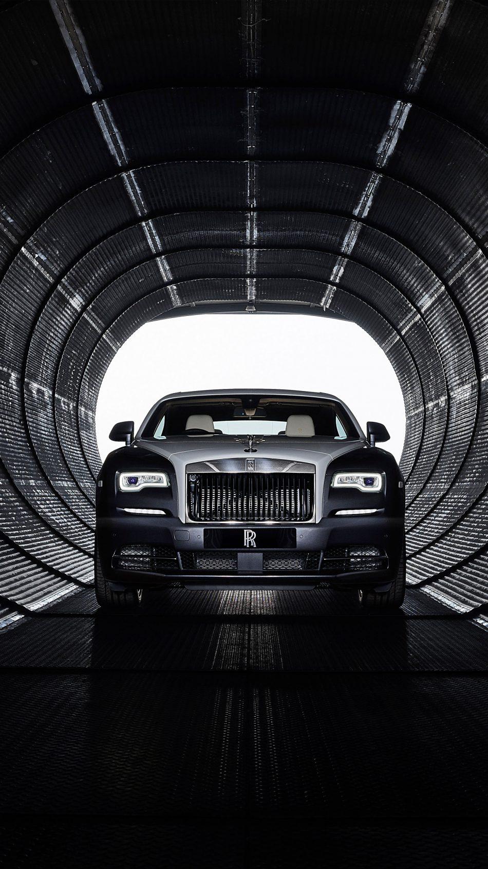 Rolls Royce Wraith Eagle VIII 4K Ultra HD Mobile Wallpaper
