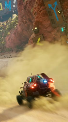 Rushing Vehicle Rage 2 4K Ultra HD Mobile Wallpaper
