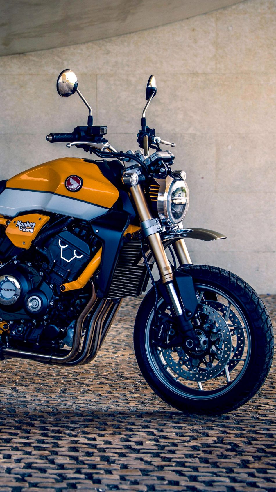 Honda CB1000R Monkey Kong 2019 4K Ultra HD Mobile Wallpaper