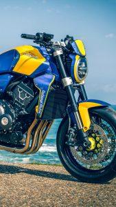 Honda CB1000R Neo Sports Cafe 2019 4K Ultra HD Mobile Wallpaper