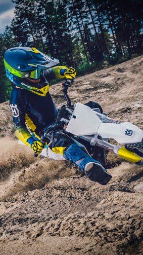 Husqvarna EE-5 Dirt Bikes 2019 4K Ultra HD Mobile Wallpaper