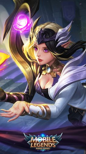 Lunox Mobile Legends 4K Ultra HD Mobile Wallpaper