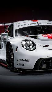 Porsche 911 RSR 2019 4K Ultra HD Mobile Wallpaper