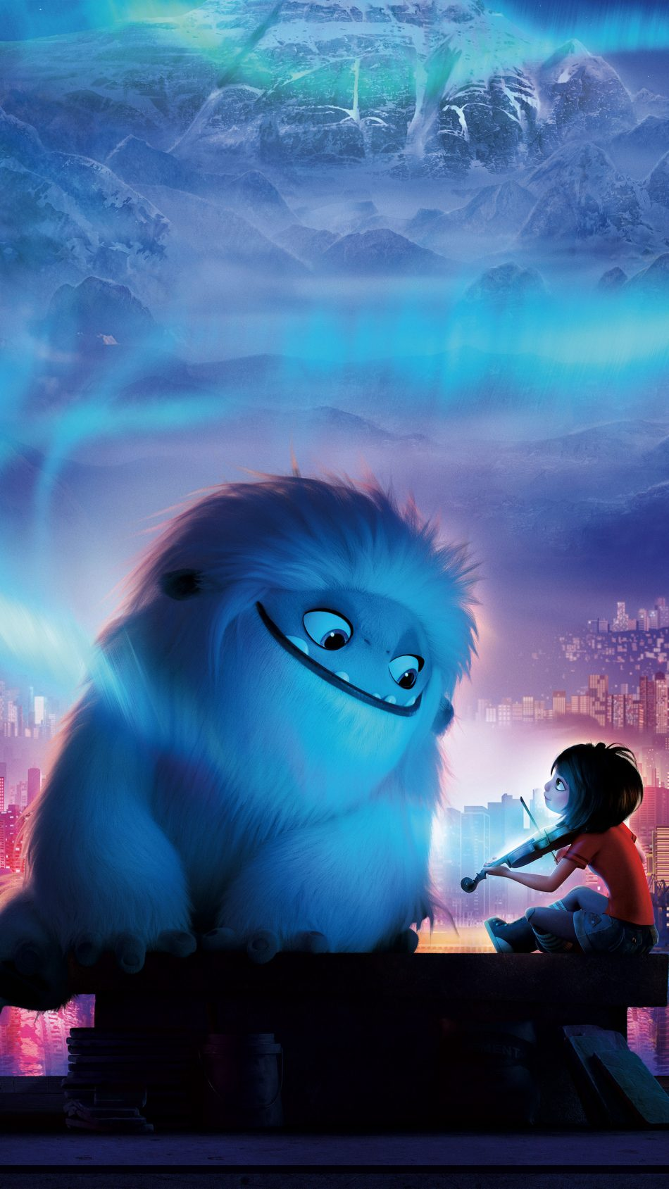 Abominable Animation 2019 Adventure Free 4K Ultra HD ...