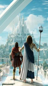 Assassin's Creed Odyssey Judgment of Atlantis 2019 4K Ultra HD Mobile Wallpaper