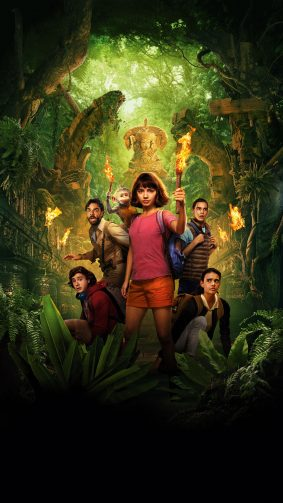 Dora And The Lost City of Gold 2019 Adventure 4K Ultra HD Mobile Wallpaper