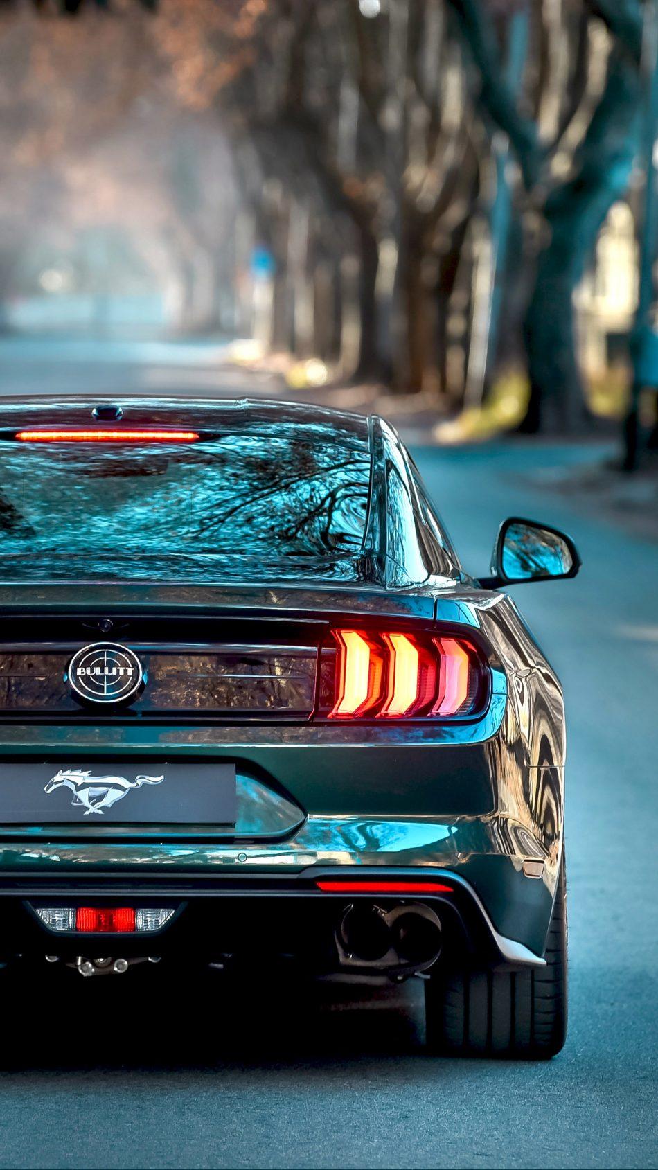 Ford Mustang Bullitt 2019 4k Ultra Hd Mobile Wallpaper