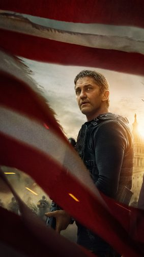 Gerard Butler In Angel Has Fallen 2019 4K Ultra HD Mobile Wallpaper