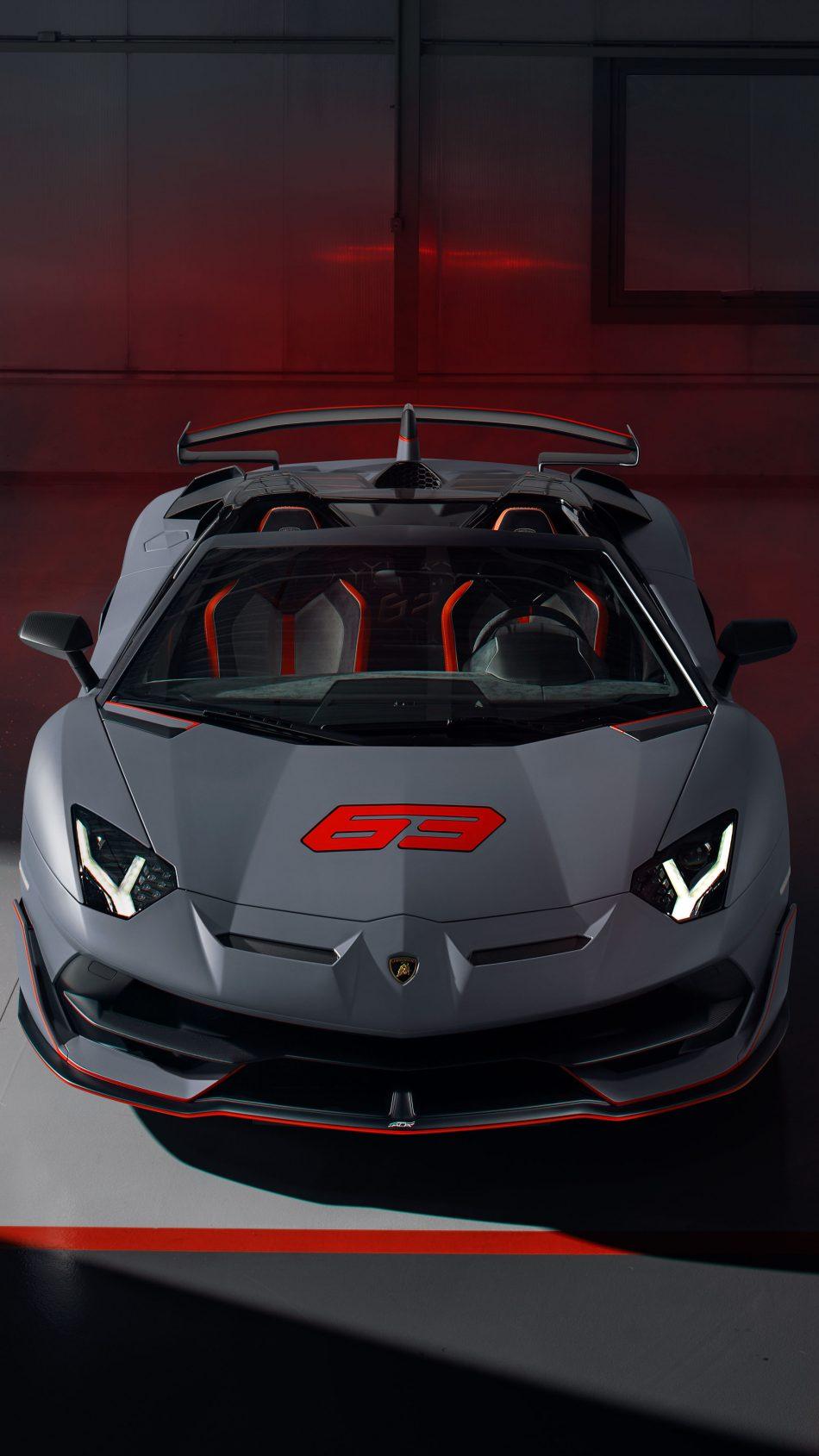 Download Wallpaper Lamborghini Aventador Svj Hd Cikimm Com
